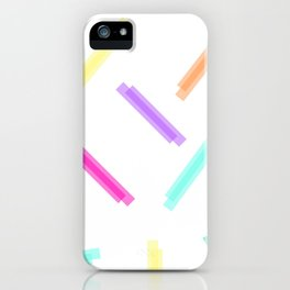 LINA ((party mix)) iPhone Case