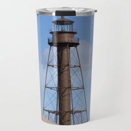 Sanibel Island Light Travel Mug