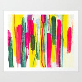 Zero Enthusiasm Art Print