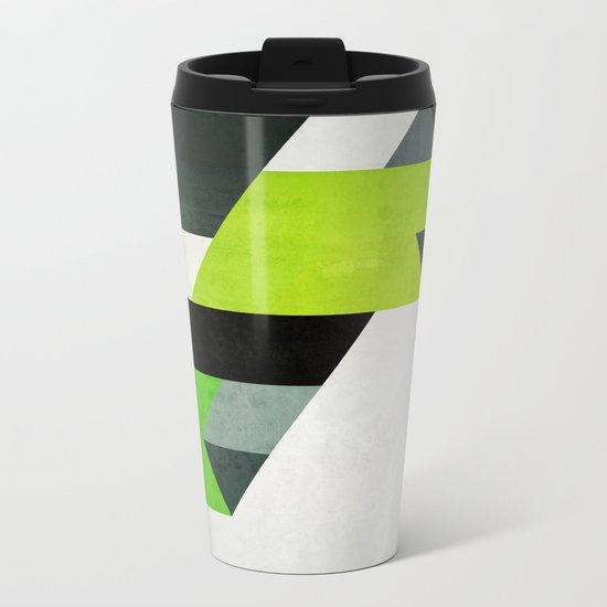dyne wyth Metal Travel Mug