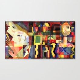 Apparitions  Canvas Print