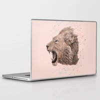 leo Laptop & iPad Skins featuring Leo by dogooder