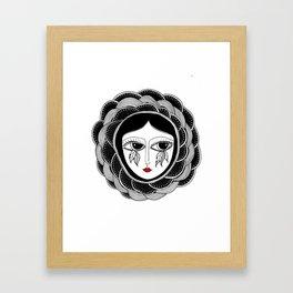 Xenia Framed Art Print