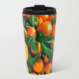 oranges from the grocery store Travel Mug