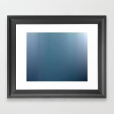Rains Came Framed Art Print