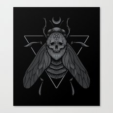 Pestilence Canvas Print