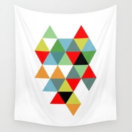 Abstract #593 Wall Tapestry
