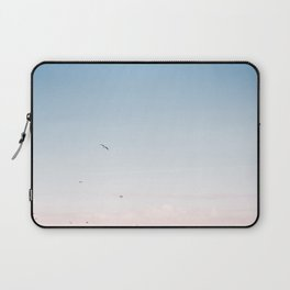 "Coastal beach photography ""Pastel colored sky""  