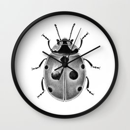 Beetle 03 Wall Clock