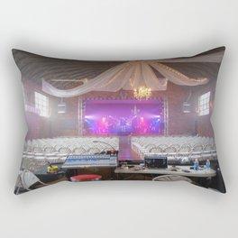 Preparing for a Concert Rectangular Pillow