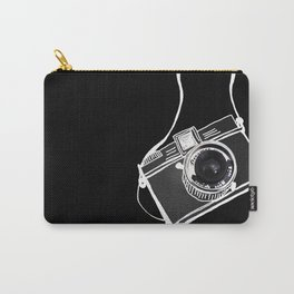 Noir Lomo Love Carry-All Pouch
