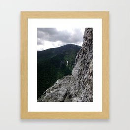 Grafton Notch Framed Art Print