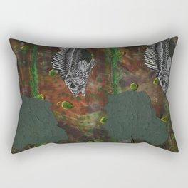 La Petite Mort, No. 1 Rectangular Pillow