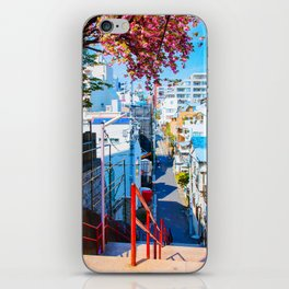 Japan - 'Your Name Street' iPhone Skin