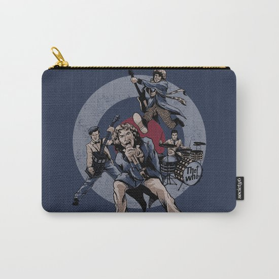 The WHOs Carry-All Pouch