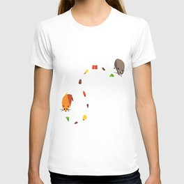 Hammy food trail T-shirt