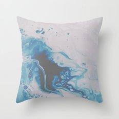 Atmospheric Throw Pillow