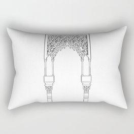 Arco Nazarí Rectangular Pillow