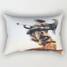 Angels are Watching Rectangular Pillow