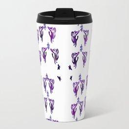 blueberry cats Travel Mug