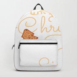 Lebkuchen fuer Weihnachten Backpack
