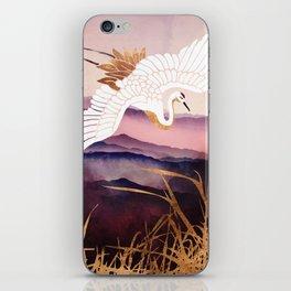 Elegant Flight III iPhone Skin