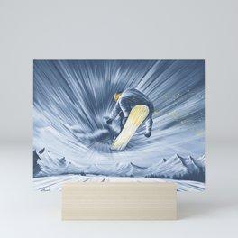 'The Portal' Mini Art Print