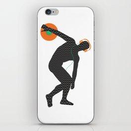 Vinylbolus iPhone Skin