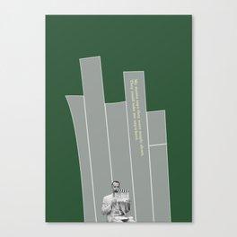 Forrest Gump Magic Canvas Print