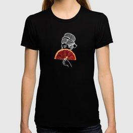 Blood Orange Geisha T-shirt