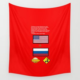 Devilcare Wall Tapestry