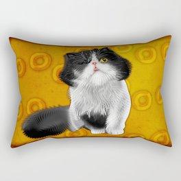 Spaghetti-O of @albieluckdragon Rectangular Pillow
