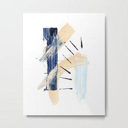 Minimal Expressions 03 Metal Print