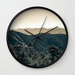 Memory of Liberty Wall Clock