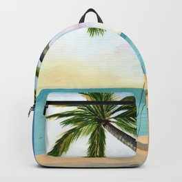 Welcome in Paradise Backpack