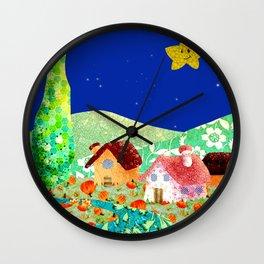 Rio Bo Wall Clock