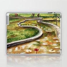 Autumn Pond Laptop & iPad Skin