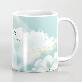 look at the sky Coffee Mug