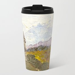 Alpine Autumn Travel Mug