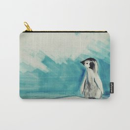 Baby Penguin Carry-All Pouch