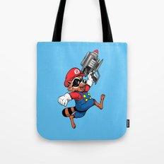 Super Rocket Tote Bag