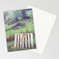 Eastern Edge of Refuge Stationery Cards