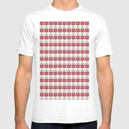 The Can of Soup in the Age of Mechanical Reproduction T-shirt