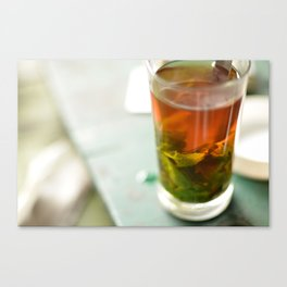 Tea 4 Joy Canvas Print