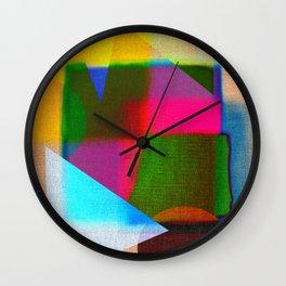 Colors art Deko Wall Clock