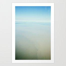 Horizon 2 Art Print