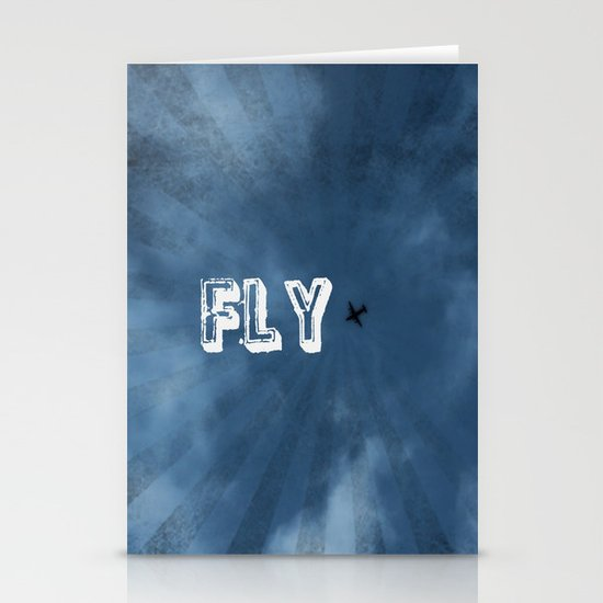 FLY! Stationery Cards