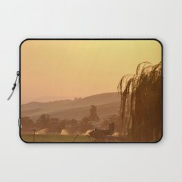 SUNSET OVER EASTERN OREGON Laptop Sleeve