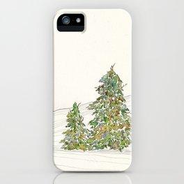 winterlong iPhone Case