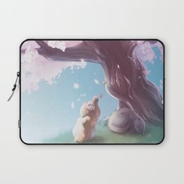 One Fine Spring Afternoon 2 Laptop Sleeve